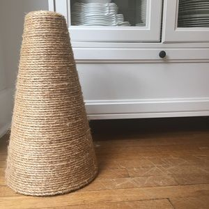 NWT Cool Boho Kitty Cat Scratching Post